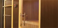 Luksuzne montažne saune - MARCONIO